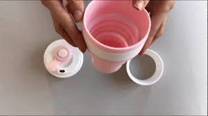Складная <b>кружка Eco cup</b> - YouTube