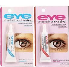 <b>Клей для ресниц</b> EYE <b>eyelash</b> adhesive (латекс) - Купить в ...