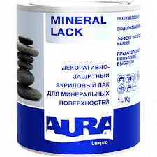 <b>Акриловый лак</b> для минеральных поверхностей <b>AURA Mineral</b> ...