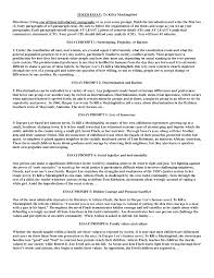 paragraph essays examples   our work sample  paragraph essay examples example f application letter