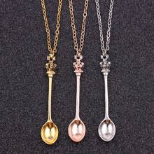 Buy spoon charm necklace and get free shipping on AliExpress.com