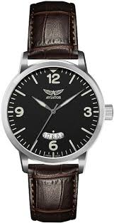 Наручные <b>часы Aviator V</b>.<b>1.11.0.034.4</b> — купить <b>в</b> интернет ...