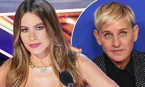 <b>Sofia Vergara</b> speaks on Ellen DeGeneres: 'I was never a victim ...