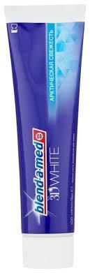 <b>Зубная паста Blend</b>-a-<b>med</b> 3D White Арктическая Свежесть ...