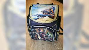 <b>Ранец с жестким каркасом</b> и ортопедической спинкой купить в ...