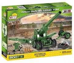 <b>Конструктор Cobi</b> Small Army World War II 2394 Полевая пушка ...