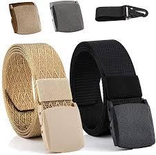 Military Tactical Nylon Belt for Men, Keethem Mens ... - Amazon.com