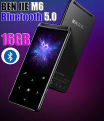 <b>Original BENJIE</b> M6 IHIFI bluetooth Mp3 Music Player 16GB ...
