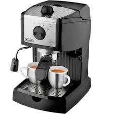 Рожковая <b>кофеварка</b> эспрессо <b>Delonghi EC 156</b>.B