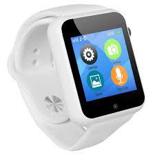 <b>Умные часы Perston</b> G100W, белый — купить в интернет ...