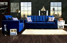 blue sofas living room: bedroomstunning different style decorate home blue velvet sofa leather living room anastasia faiella contemporary