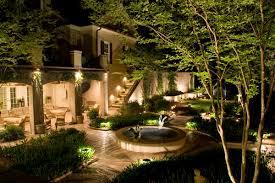 how to install landscape lighting ideas backyard landscape lighting