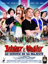 Asterix e Obelix – A Serviço de sua Majestade