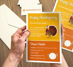 microsoft office com thanksgiving invitation template for pages