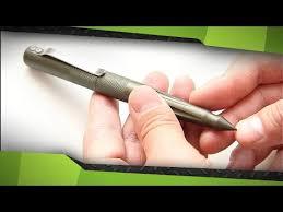 <b>Тактическая ручка</b> Smith&Wesson M&P (первый взгляд) - YouTube