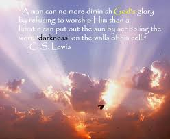 C.S. Lewis Quote by Allendra3 on DeviantArt