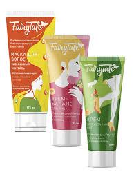 <b>Набор FairyTale</b>: Крем-баланс для лица + Крем для усталых ног + ...