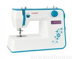 <b>Швейная машина Aurora Style</b> 70 - Швейные машины - Бытовая ...