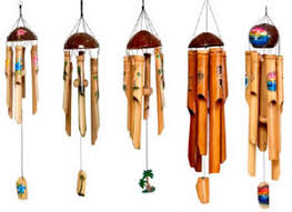 Image result for wind chimes