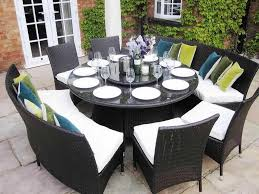 Round Dining Room Tables For 8 Round Dining Table For 8 Egiatk