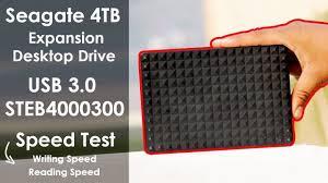 <b>Seagate Expansion</b> 4TB <b>Desktop</b> External Hard Drive <b>USB</b> 3.0 ...
