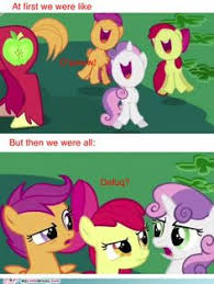My Little Pony Funny Memes | My Little Brony - you dont say ... via Relatably.com