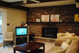 living room pretty image of new at interior 2015 living room ideas with brick fireplace and brick living room furniture