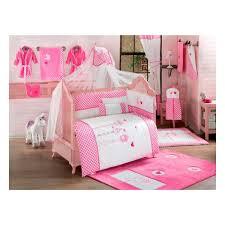 <b>Постельное белье Kidboo</b> 3 предмета серии Lovely Birds Pink ...