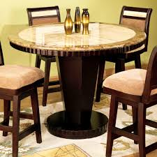bedroomattractive round bar height table and chairs dining room small counter drop leaf chairs archaiccomely small attractive attractive high dining