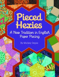 Pieced Hexies: Guest Post and Two Giveaways!