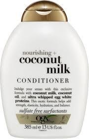 OGX <b>Питательный кондиционер с</b> кокосовым молоком, 385 мл ...