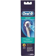 <b>Насадки для ирригатора</b> Braun <b>Oral</b>-<b>B</b> Oxyjet ED17 4 шт ...