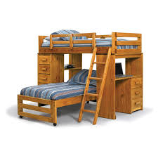 twin size bed over bunk with desk and stairs bunk bed desk