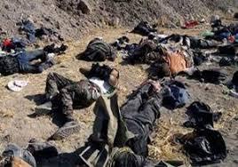 Image result for تلفات تکفیریها در حلب از مرز 1000 تن گذشت