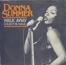 <b>Donna Summer</b> - <b>Walk</b> Away   Releases   Discogs