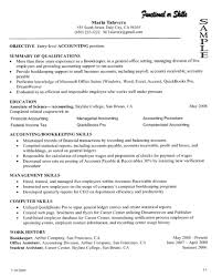 good summary of qualifications for resume examples resume summary