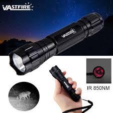 <b>Vastfire</b> 501B <b>5W 850nm Infrared IR</b> LED Nachtsicht Licht ...