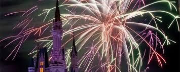 Image result for orlando fireworks