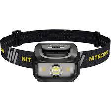 <b>Nitecore NU35</b> - <b>Dual Power</b> - 460 lumen head torch lamp - Buy in UK