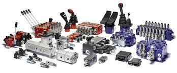 Hydraulic Control Systems - Walvoil