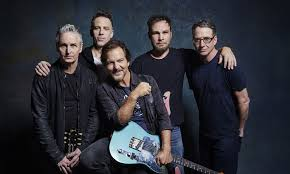 <b>Pearl Jam's Gigaton</b> Debuts At No.1 On Billboard's Rock Album Chart
