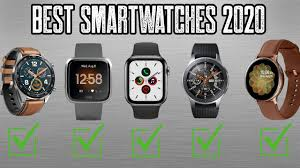 TOP 5 BEST <b>SMARTWATCH 2020</b> - YouTube