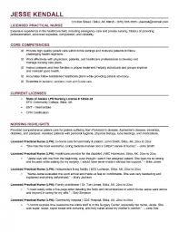 resumes nurses   job sample resumes