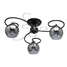 Купить <b>Светильник потолочный De</b> City Грация 3x40W E27 ...