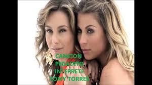 ludwika y dominika paleta juntas en una telenovela - YouTube