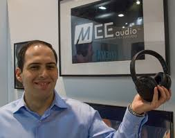CES 2018: <b>MEE Audio Matrix</b> Cinema Wireless Sealed Headphones ...