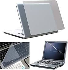FEDUS 3 in 1 Combo - <b>Laptop Screen Guard</b>, Keyboard Protector ...