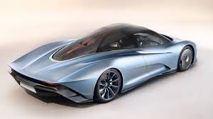 The 2019 McLaren Speedtail Has Flexible <b>Carbon Fiber</b> That Bends ...