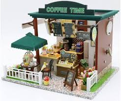 ROZETKA | Мини-интерьерная модель <b>DIY House COFFEE</b> TIME ...