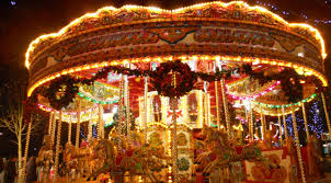 Image result for images of fairground carousel